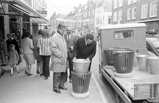 Afbeelding #000 voor het verhaal Middelburg 1958-1972, door de ogen van Jacqueline Midavaine