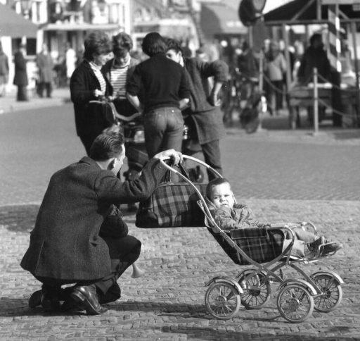Afbeelding #001 voor het verhaal Middelburg 1958-1972, door de ogen van Jacqueline Midavaine