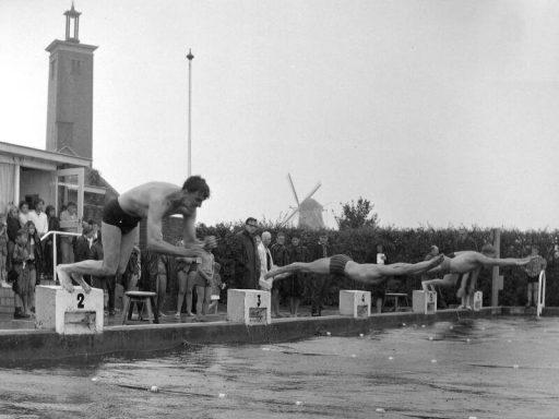 Afbeelding #004 voor het verhaal Middelburg 1958-1972, door de ogen van Jacqueline Midavaine