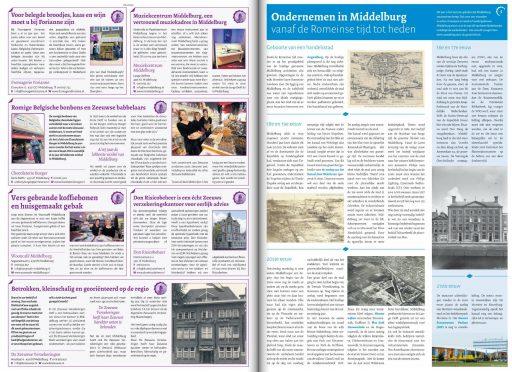 Afbeelding #002 voor het verhaal Middelburg (800) en Wij zijn De Stad in de spotlights, in De Faam