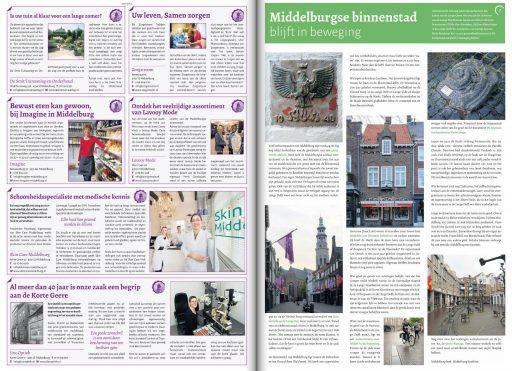 Afbeelding #003 voor het verhaal Middelburg (800) en Wij zijn De Stad in de spotlights, in De Faam