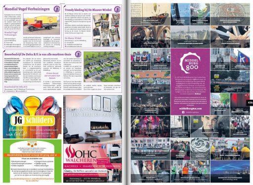 Afbeelding #004 voor het verhaal Middelburg (800) en Wij zijn De Stad in de spotlights, in De Faam