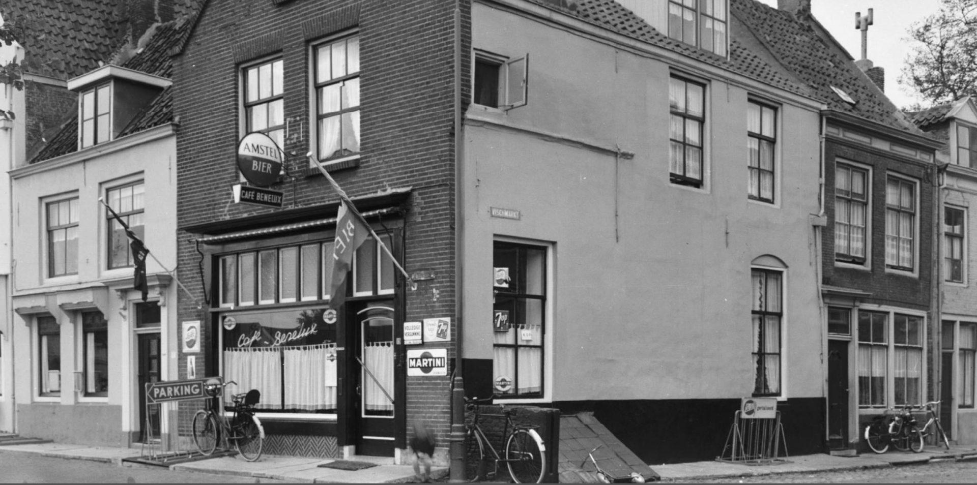 Afbeelding #000 voor het verhaal Middelburg Centrum in 1962, in 25 beelden