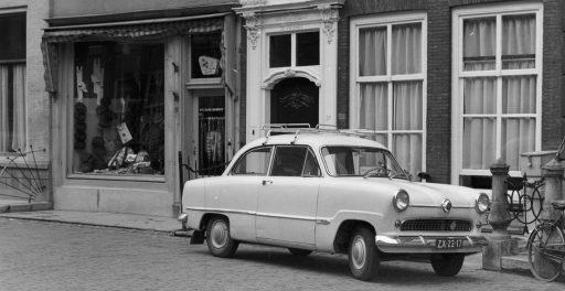 Afbeelding #004 voor het verhaal Middelburg Centrum in 1962, in 25 beelden