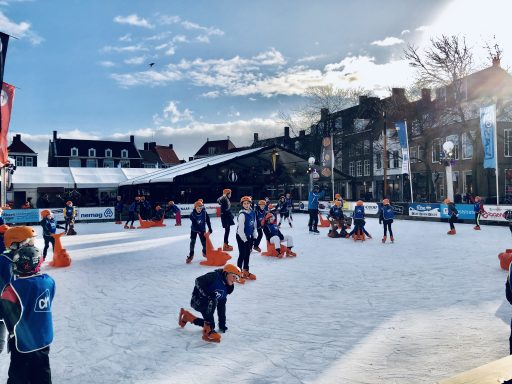 Afbeelding #000 voor het verhaal Middelburg houdt van schaatsen