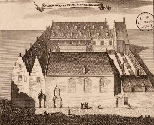 Afbeelding #003 voor het verhaal Middelburg in 12 oude prenten
