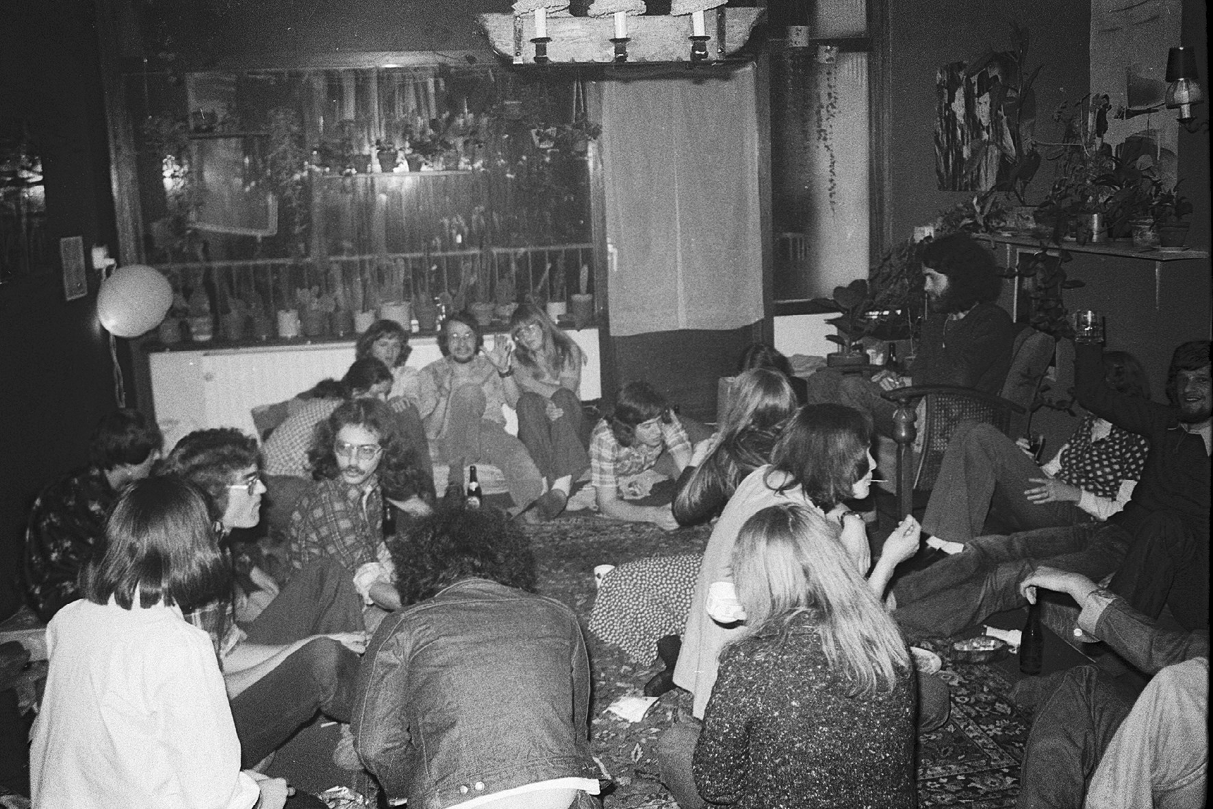 Afbeelding #000 voor het verhaal Middelburg in de jaren 70, uit de collectie van Sjaak Schuit