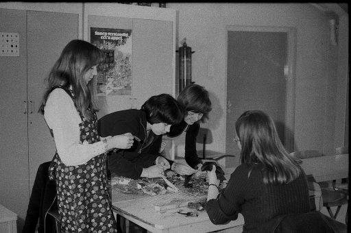 Afbeelding #001 voor het verhaal Middelburg in de jaren 70, uit de collectie van Sjaak Schuit