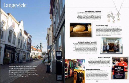 Afbeelding #000 voor het verhaal Middelburg in ZIGN Magazine