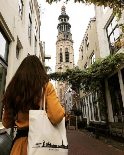 Afbeelding #000 voor het verhaal Middelburg meest gastvrije stad van Nederland bij Booking.com