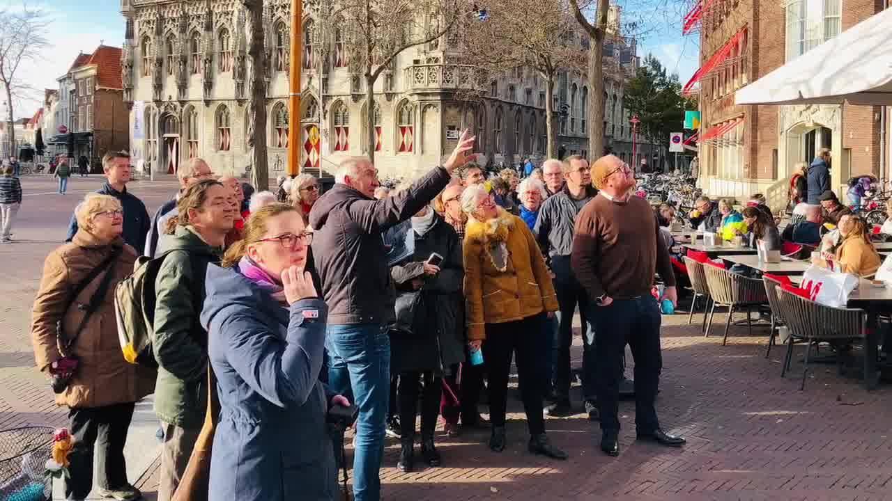 Afbeelding #000 voor het verhaal Middelburg, november 2018 in vier minuten