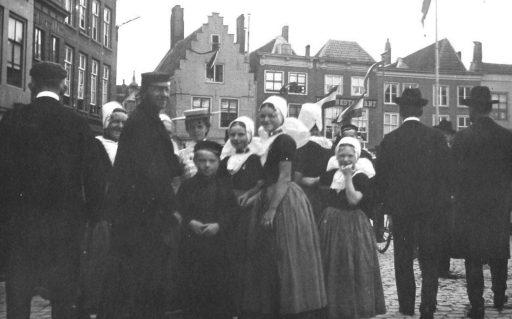 Afbeelding #000 voor het verhaal Middelburg omstreeks 1900 in 25 foto's