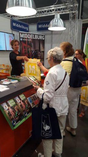 Afbeelding #000 voor het verhaal Middelburg op de 50 plus beurs in Utrecht