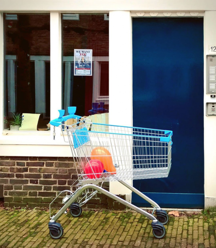 Afbeelding #001 voor het verhaal #Middelburg op Instagram, januari 2020