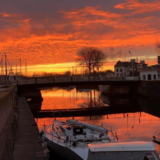 Afbeelding #003 voor het verhaal #Middelburg op Instagram, januari 2020