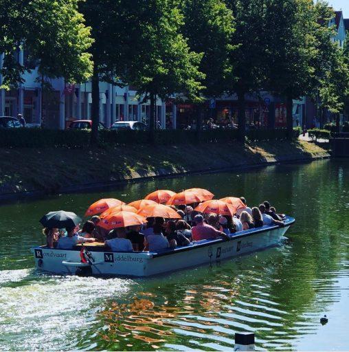 Afbeelding #001 voor het verhaal #Middelburg op Instagram, juli 2019