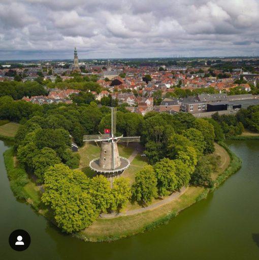 Afbeelding #003 voor het verhaal #Middelburg op Instagram, juli 2019