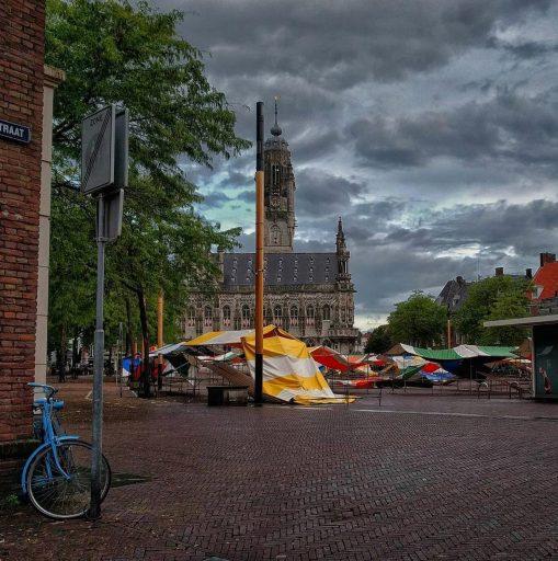 Afbeelding #001 voor het verhaal #Middelburg op Instagram juli-augustus 2017