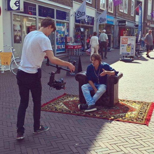 Afbeelding #001 voor het verhaal #Middelburg op Instagram, juni-juli 2017