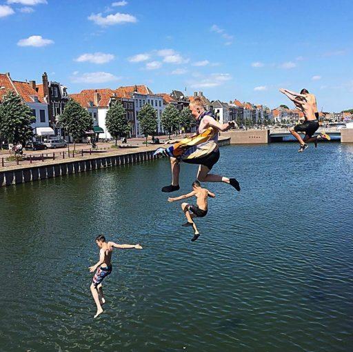 Afbeelding #000 voor het verhaal #Middelburg op Instagram, mei/juni 2017