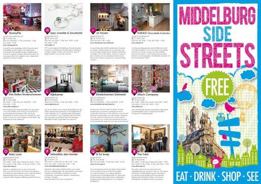 Afbeelding #000 voor het verhaal Middelburg Side Streets