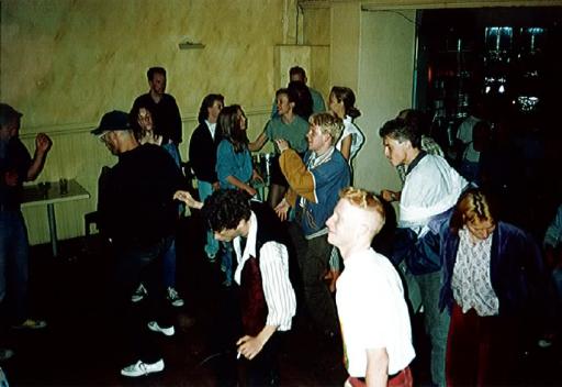 Afbeelding #001 voor het verhaal Middelburg slaap zacht: 1990 als kantelpunt voor de lokale horeca