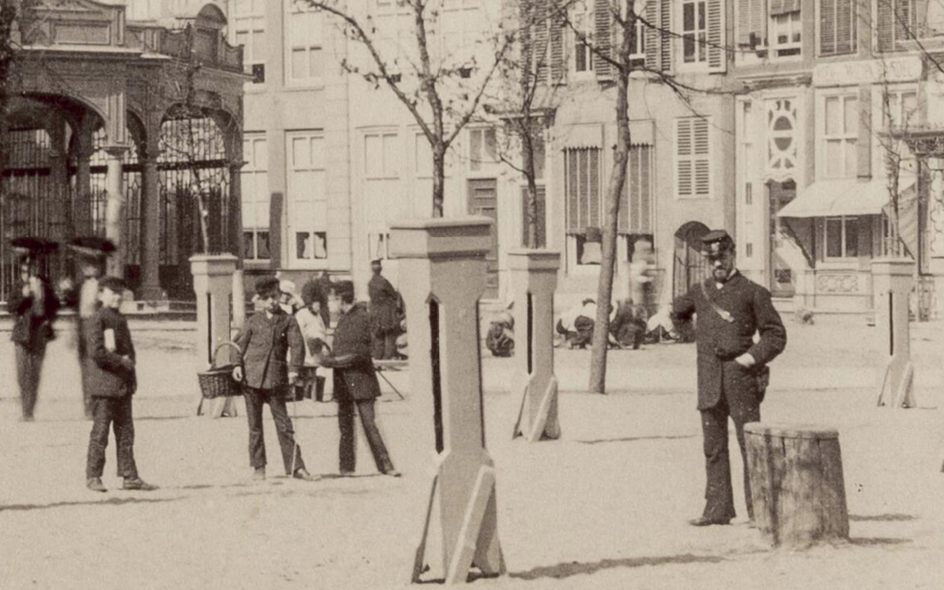 Afbeelding #000 voor het verhaal Middelburg toen, de details