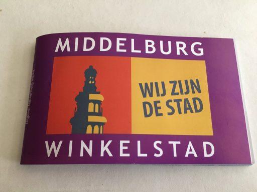 Afbeelding #000 voor het verhaal Middelburg Winkelstad: een boekje vol informatie én kortingsbonnen