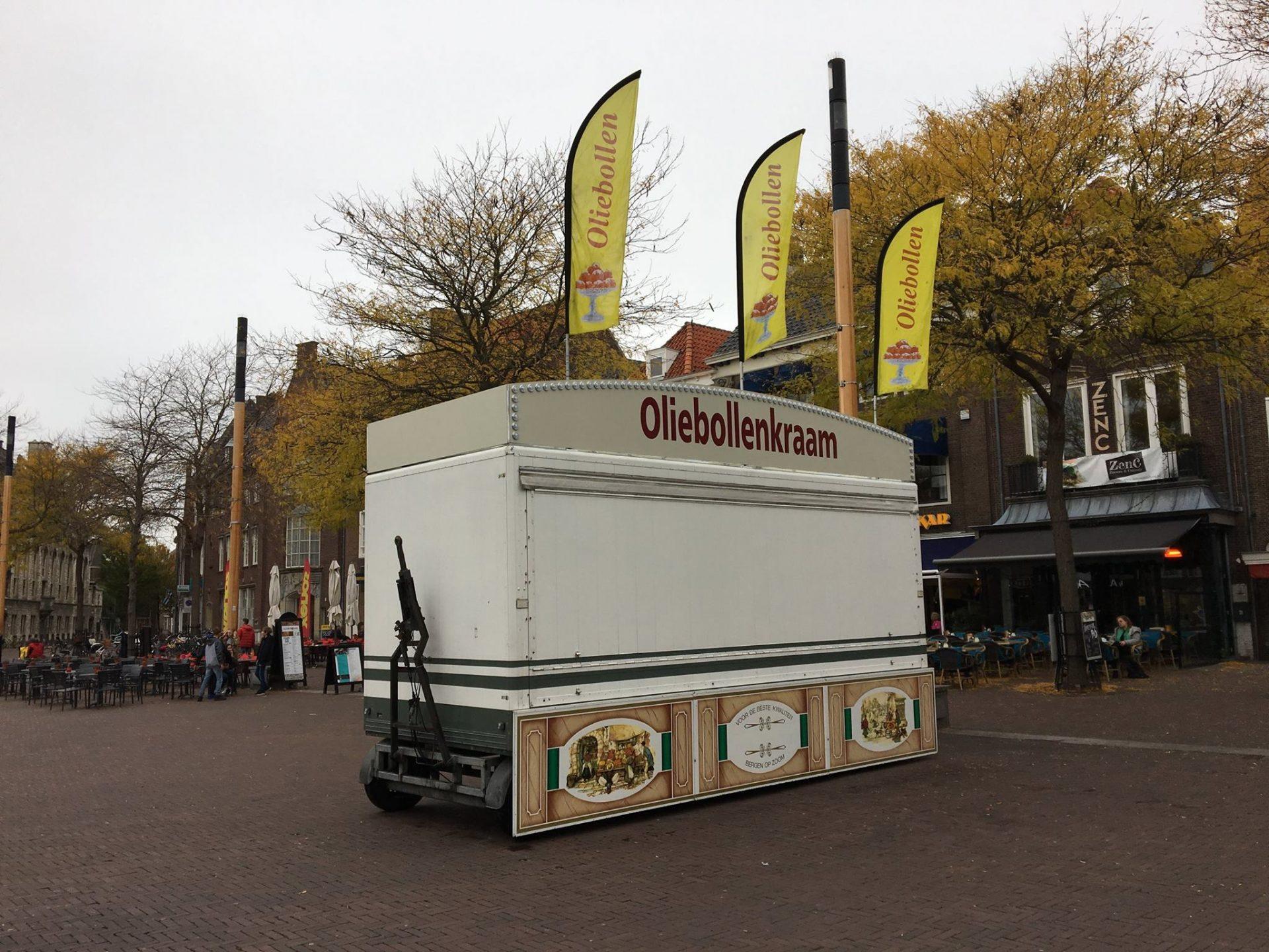 Afbeelding #000 voor het verhaal Middelburg Winterstad: welkom terug, oliebollenkramen!