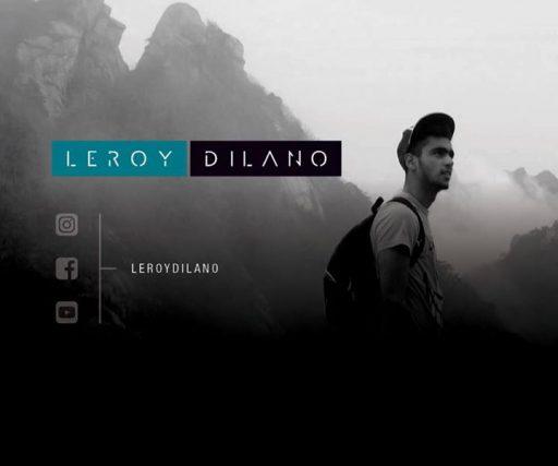 Afbeelding #000 voor het verhaal Middelburger Leroy Dilano Ponnuthurai rappend en vloggend in PyeongChang