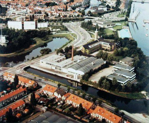 Afbeelding #000 voor het verhaal Middelburgse bedrijven van toen: de Melkfabriek