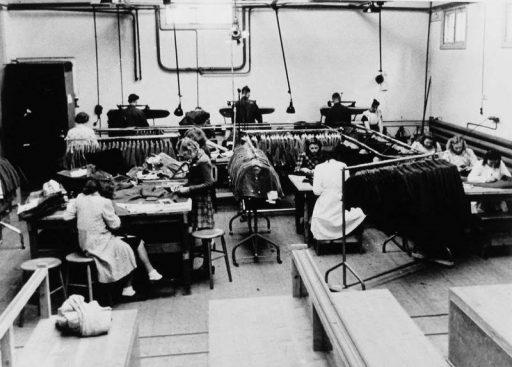 Afbeelding #003 voor het verhaal Middelburgse bedrijven van toen: de Zeeuwsche Confectie Fabriek