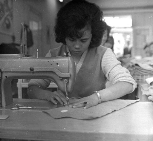 Afbeelding #004 voor het verhaal Middelburgse bedrijven van toen: de Zeeuwsche Confectie Fabriek