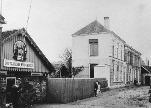 Afbeelding #002 voor het verhaal Middelburgse bedrijven van toen: Houthandel Alberts