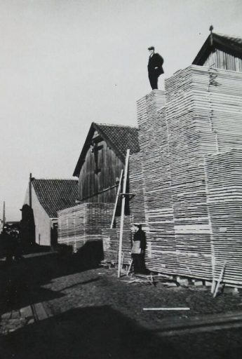 Afbeelding #003 voor het verhaal Middelburgse bedrijven van toen: Houthandel Alberts