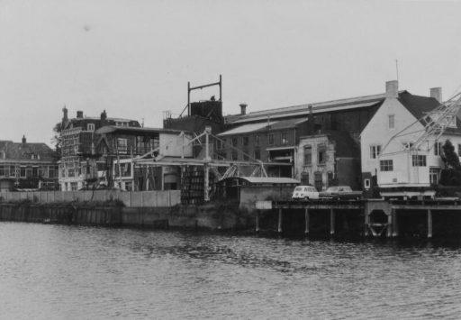 Afbeelding #000 voor het verhaal Middelburgse bedrijven van toen: ijzergieterij Boddaert aan de Kousteensedijk