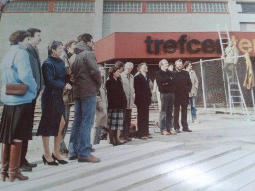 Afbeelding #001 voor het verhaal Middelburgse bedrijven van toen: Trefcenter