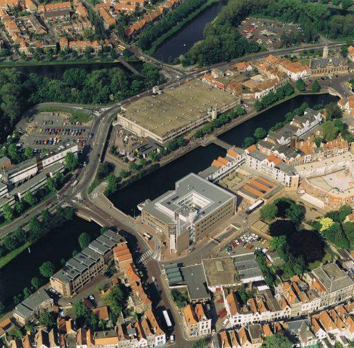 Afbeelding #003 voor het verhaal Middelburgse bedrijven van toen: Trefcenter