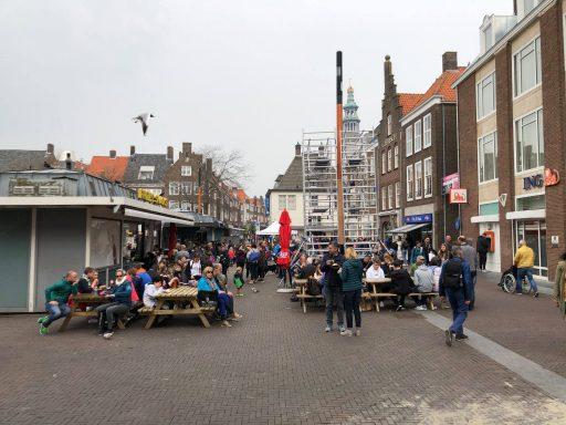 Afbeelding #000 voor het verhaal Middelburgse lentedrukte, YammyYammy en Bewaren voor de eeuwigheid