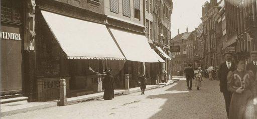 Afbeelding #000 voor het verhaal Middelburgse middenstand, begin 20e eeuw