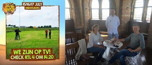 Afbeelding #000 voor het verhaal Middelburgse ondernemers in Lifestyle Xperience van RTL4