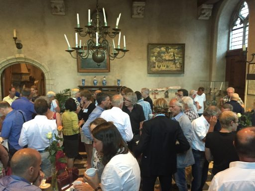 Afbeelding #000 voor het verhaal Middelburgse ondernemers komen samen in het stadhuis