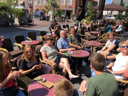Afbeelding #002 voor het verhaal Middelburgse ondernemers zetten Vlaamse bezoekers in het zonnetje