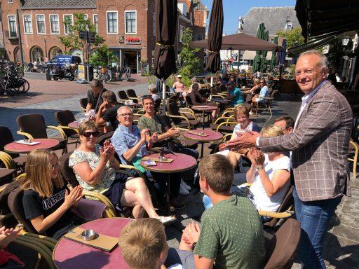 Afbeelding #003 voor het verhaal Middelburgse ondernemers zetten Vlaamse bezoekers in het zonnetje