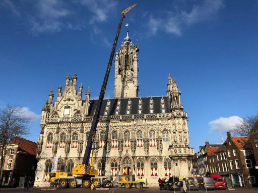 Afbeelding #000 voor het verhaal Middelburgse verlichting van hoog niveau