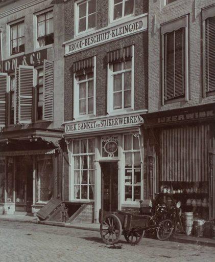 Afbeelding #000 voor het verhaal Middelburgse winkels, 1890-1920