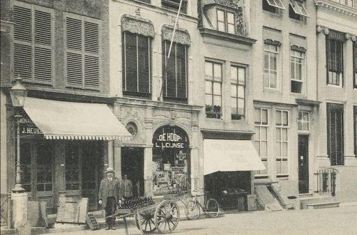 Afbeelding #003 voor het verhaal Middelburgse winkels, 1890-1920