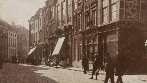 Afbeelding #004 voor het verhaal Middelburgse winkels, 1890-1920