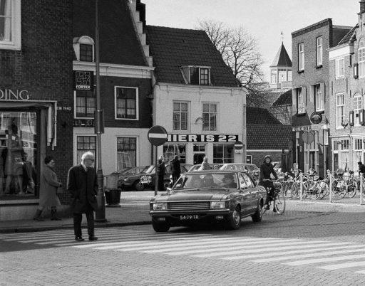 Afbeelding #000 voor het verhaal Middelburgse winkels van weleer, in 42 foto's
