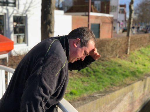 Afbeelding #000 voor het verhaal Misselijk! De fietskar van Matthieu is gestolen!